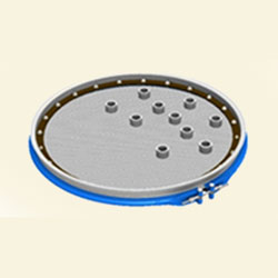 Ball Tray / Ring Tray for Vibro Screen (gyro screen)