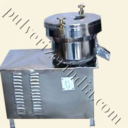 Vegetable and fruit Continuous Centrifugal juicer