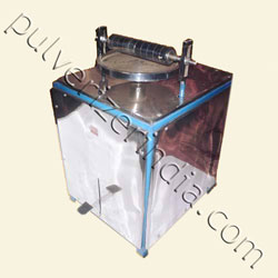 Papad rolling machine (Papad Press)
