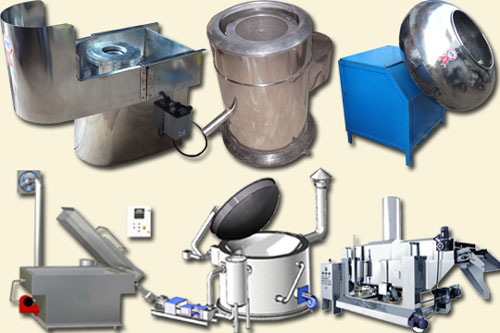 Banana Chips Production Line and Machines