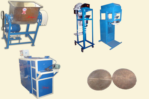 vermicelli processing machine