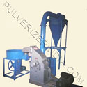 Automatic Suction Pulverizer Machine