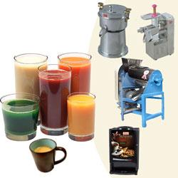 Beverage Processing Machine Masticating Juicers Single